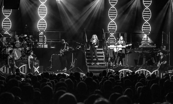GTO hits the road with Anastacia for Evolution Tour 2018